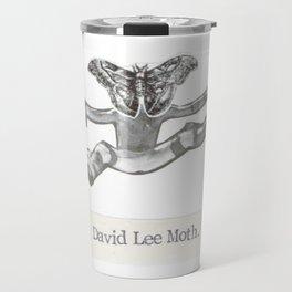 David Lee Moth Travel Mug