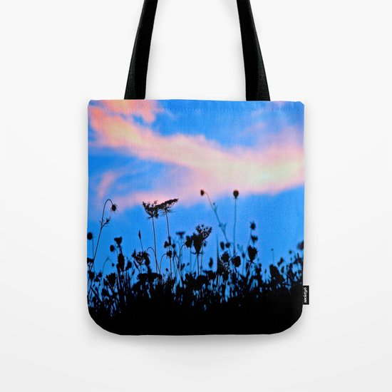 Dancing Under a Blue Sky Tote Bag