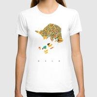 oslo T-shirts featuring Oslo  by Nicksman