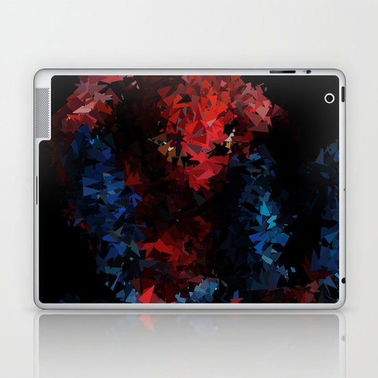 Super hero Laptop & iPad Skin