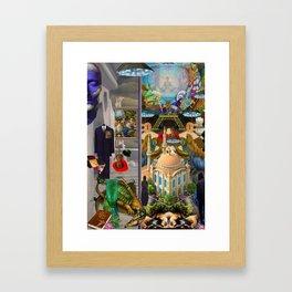 The Law of Harmonie Framed Art Print