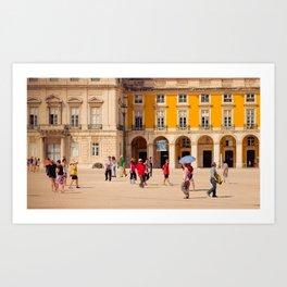 Place Art Print