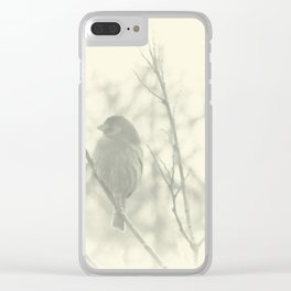 Subtlety Clear iPhone Case