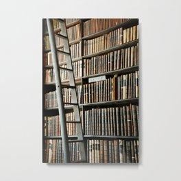 Book of Kells Metal Print