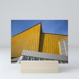 Berliner Philarmonie I Mini Art Print