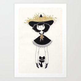Salem Art Print
