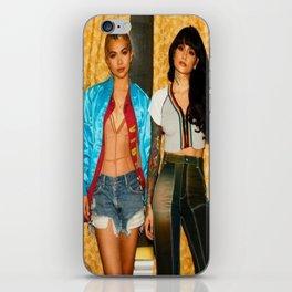 Kehlani x Hayley Kiyoko iPhone Skin