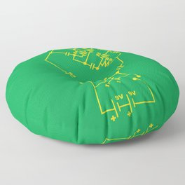 Re-Volt Floor Pillow
