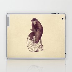 Morning Ride Laptop & iPad Skin