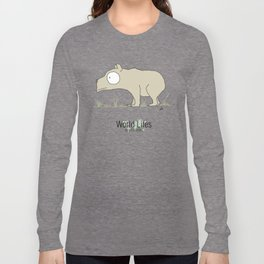 Brown bear Long Sleeve T-shirt