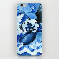 charizard iPhone & iPod Skins featuring Mega Charizard X by SaveBlackSheep