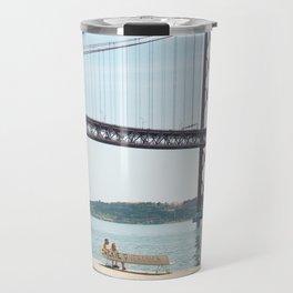 Jackie Lisbon Travel Mug