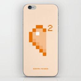 PAUSE – Half of Life 2 iPhone Skin