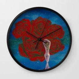 Origin of Beauty Wall Clock