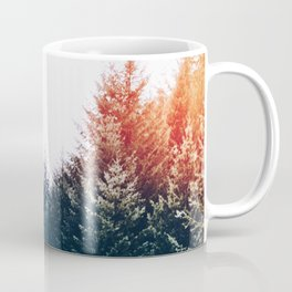 Waking up in a forest Coffee Mug