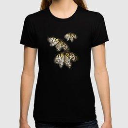 Black Laced T-shirt