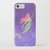 ariel iPhone & iPod Cases featuring Ariel  by foreverwars