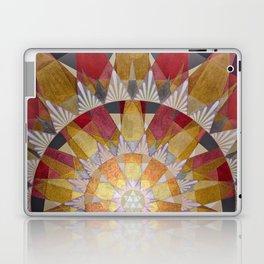 Triangle Explosion Laptop & iPad Skin