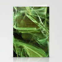 lime green Stationery Cards featuring Lime by Shalisa Photography