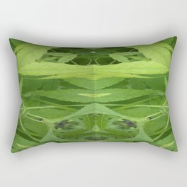 Leaving The Mothership Rectangular Pillow