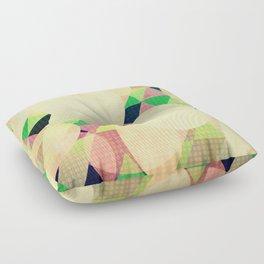 Rain Forest Floor Pillow