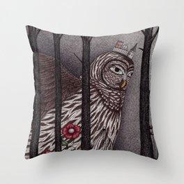 Jorinda and Joringel (1) Throw Pillow