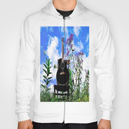 Music & Nature Hoody