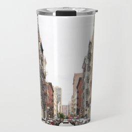 Quiet Street, Soho Travel Mug