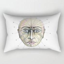 Calculated  Rectangular Pillow