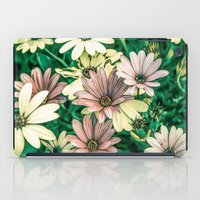 daisies iPad Cases featuring Daisies by Loredana