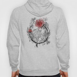 Ultil the last petal falls Hoody