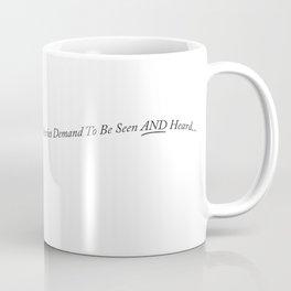 New Wrinkle Publishing Logo Coffee Mug