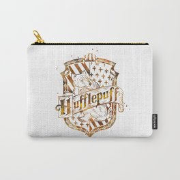 Hufflepuff Crest Carry-All Pouch
