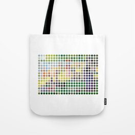 Georges Seurat Remixed (2009) Tote Bag