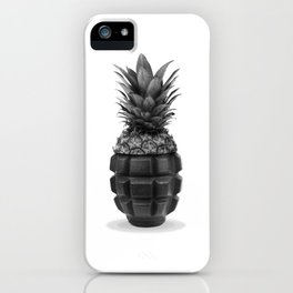 Grenapple iPhone Case