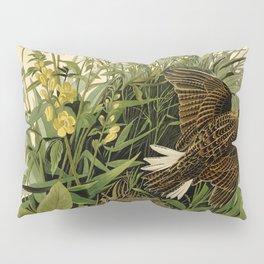 Meadow Lark (Sturnella magna) Pillow Sham
