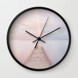 Path To Heaven Wall Clock