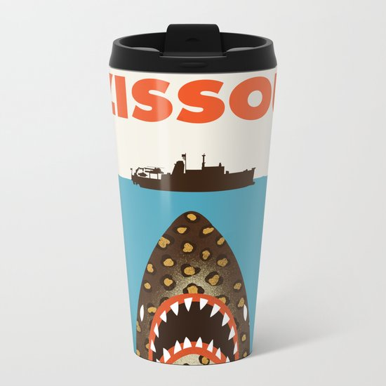 Zissou Metal Travel Mug