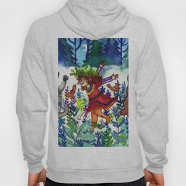 Forest Dance Hoody