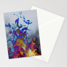 Fire II Stationery Cards