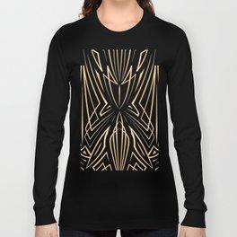 Pinstripe Pattern Creation 20 Long Sleeve T-shirt