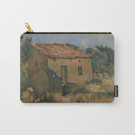 Abandoned House near Aix-en-Provence Carry-All Pouch