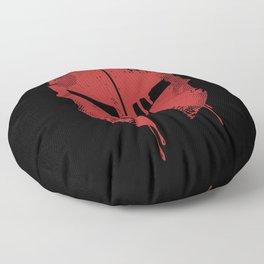 Spartan Helmet | Warrior Gift Idea Floor Pillow