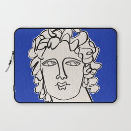 Alexander the Great statue Laptop Sleeve