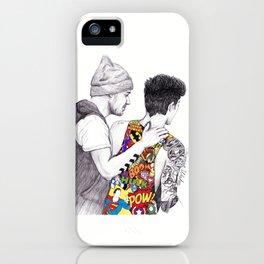 Ziam Love iPhone Case
