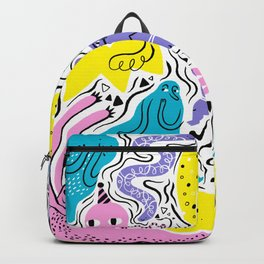 All party! Backpack