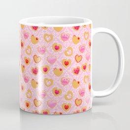 Valentine's day heart shaped cookies Coffee Mug