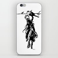 indian iPhone & iPod Skins featuring Indian by ARTito