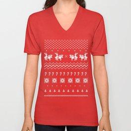 Sweater Shirt   Hump Day Unisex V-Neck