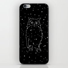 Owl Constellation iPhone & iPod Skin